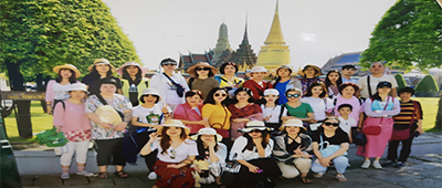 2018 HOSHI SALES TEAM HAVE ANNUAL TRIP IN THAILAND