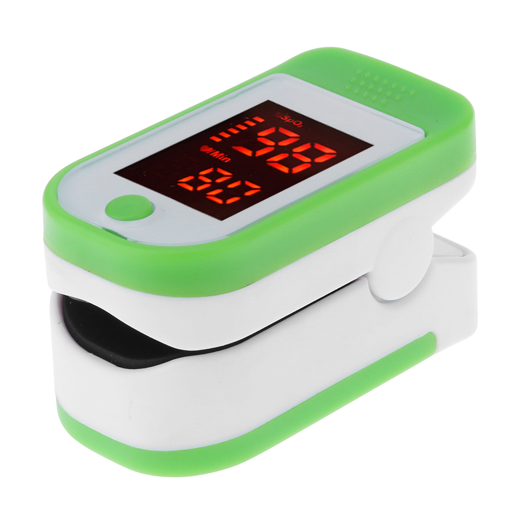 FINGER PULSE BLOOD OXIMETER CLIP TYPE