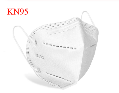 KN95 MASK 5-LAYER NON-WOVEN FACE MASK