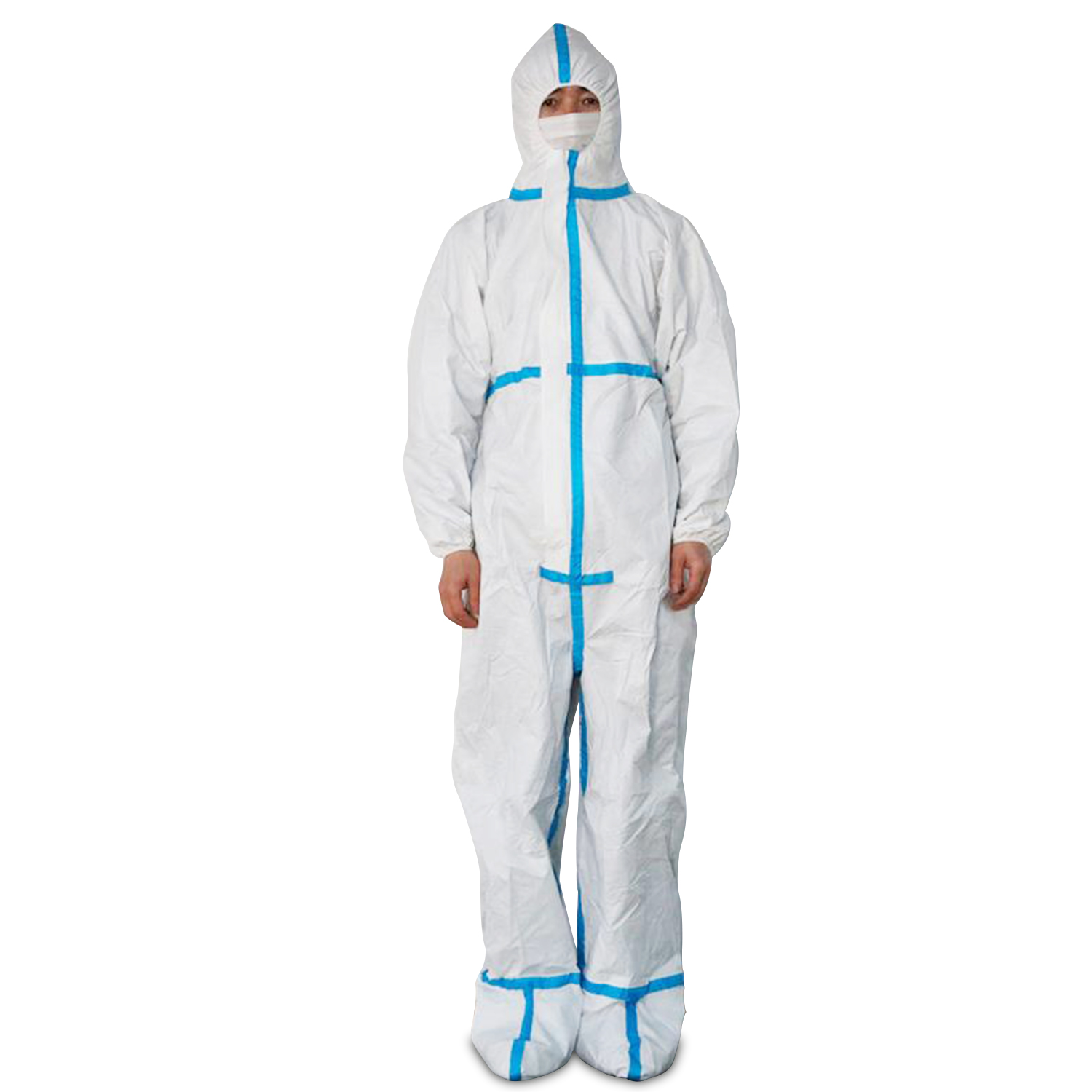 ISOLATION GOWN PROTECTIVE SUIT SAFETY COVERS