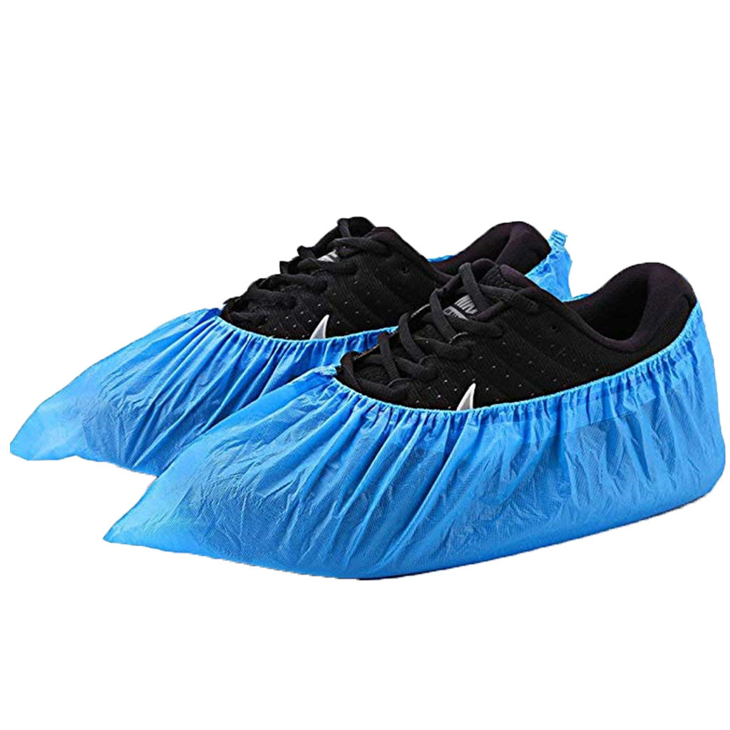 DISPOSABLE SHOE PROTECTIVE COVERS